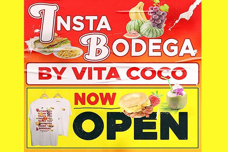 Vita Coco: Insta Bodega