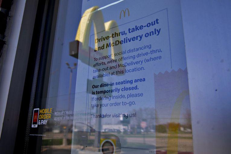 McDonald's halts new dine-in restaurant service across U.S.