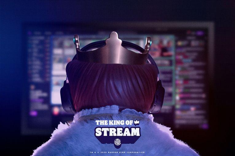 Burger King: King of Stream
