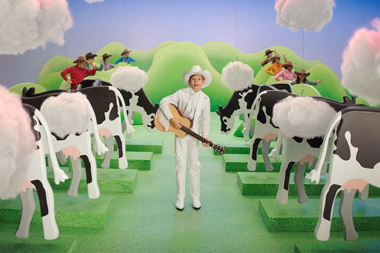 Burger King: Cows Menu