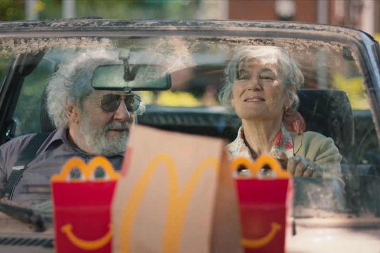 McDonald's: Who are you making happy?