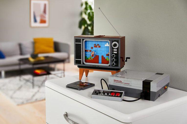Lego: Nintendo Entertainment System