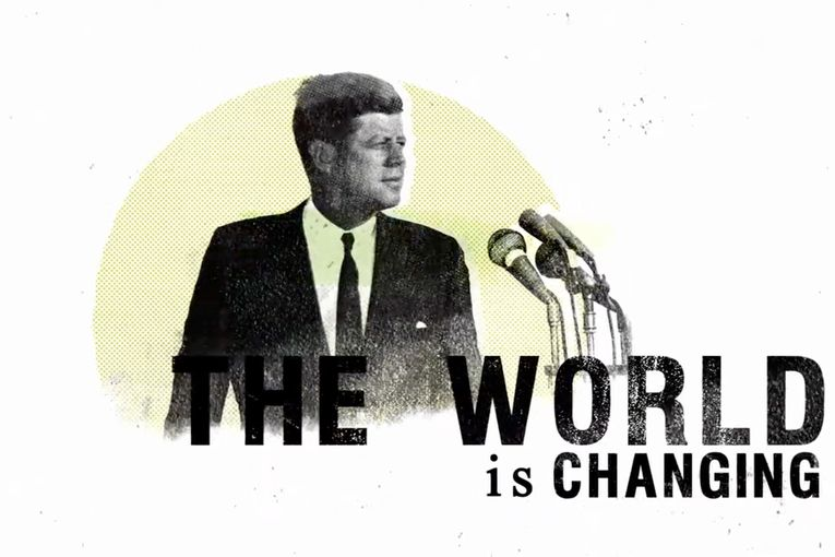 John F. Kennedy Presidential Library and Museum Foundation: The New New Frontier