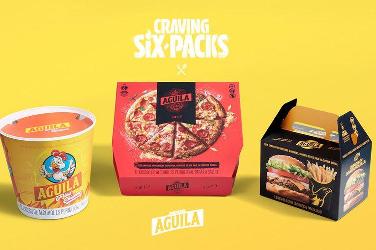 Aguila Beer: Craving sixpacks