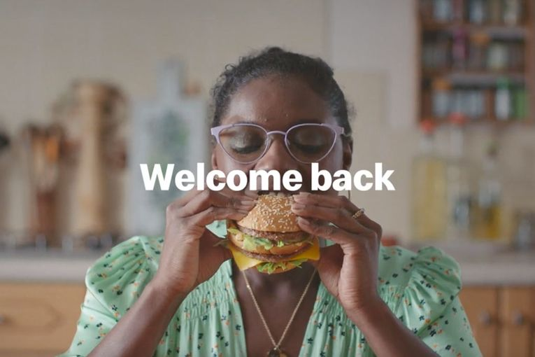 McDonald's: The Mac is Back