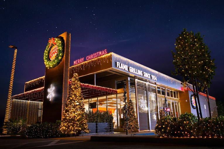 Burger King is celebrating Christmas in July because the end of 2020 can't come soon enough