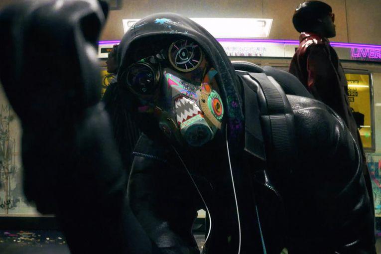 Ubisoft: Watch Dogs: Legion—Tipping Point Cinematic Trailer