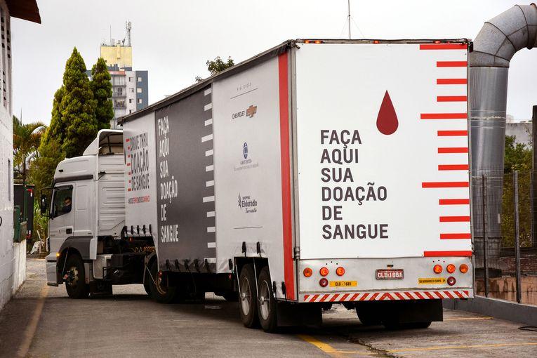 Agency Brief: Brazil's 'drive-thru' blood drive combats declining donations