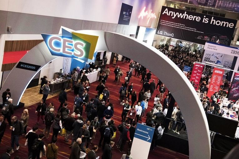 The Consumer Electronics Show goes digital in 2021