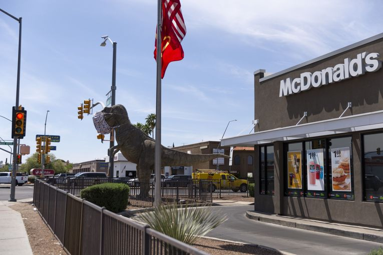 McDonald's sets diversity goals and announces COVID-19 pact with Mayo Clinic
