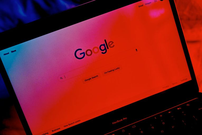 Google reports first-ever quarterly decline
