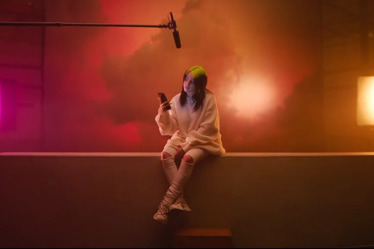 Billie Eilish stars in a gorgeous rallying cry for the 'generation that lives online'