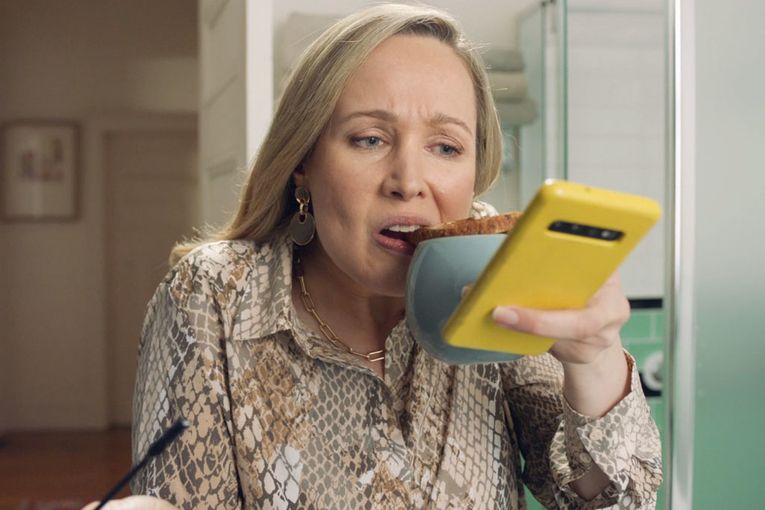 Culturelle adds a dose of humor to the current realities of parenting and multitasking