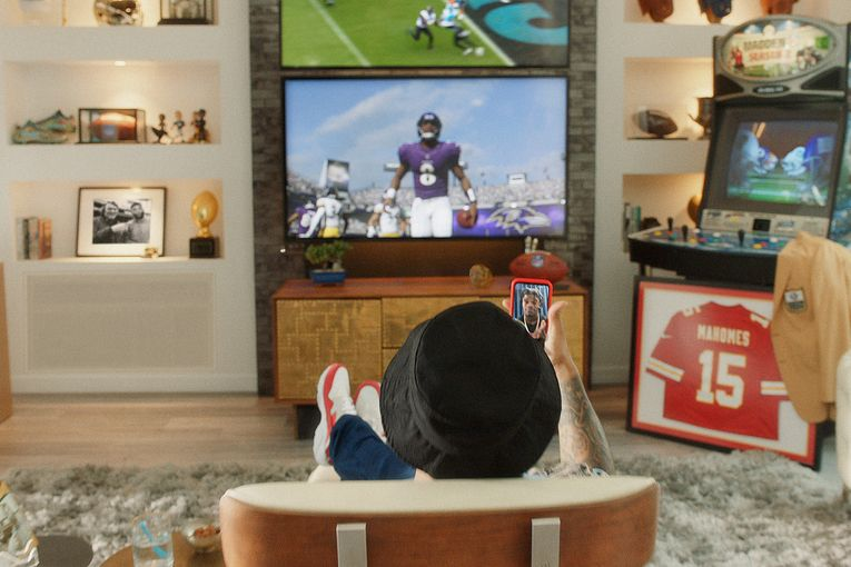 Why EA Sports' Madden marketing blitz will look a little different this year