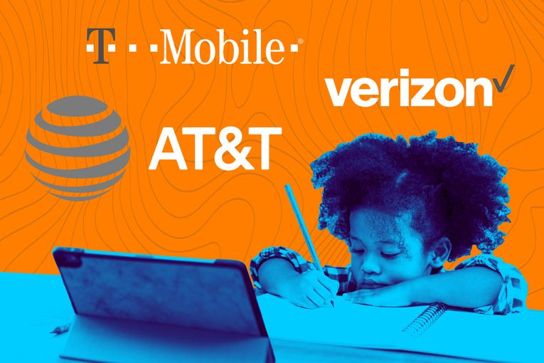 Verizon, AT&T and T-Mobile compete for school deals in distance-learning bonanza