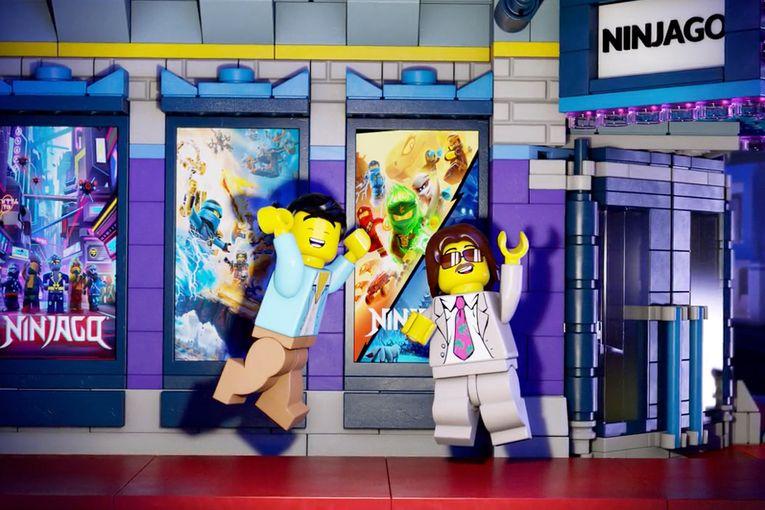 LEGO: Lego World Builder