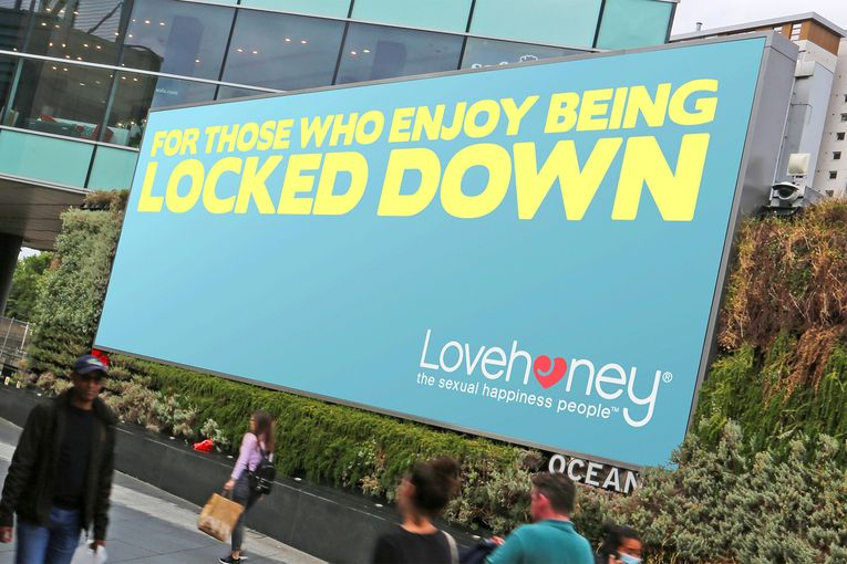 Lovehoney: Light Relief in Lockdown