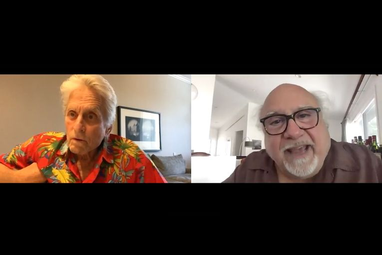 Goals of Care Coalition New Jersey: A POLST Story: starring Michael Douglas and Danny DeVito
