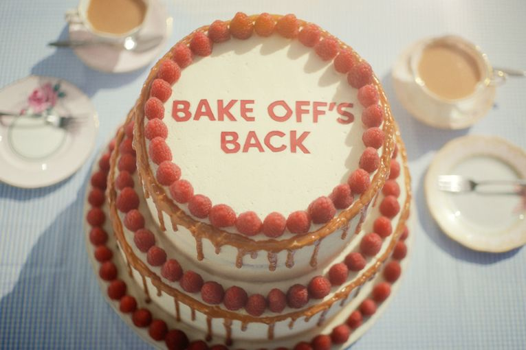 Channel Four: Great British Bake Off 2020 trailer