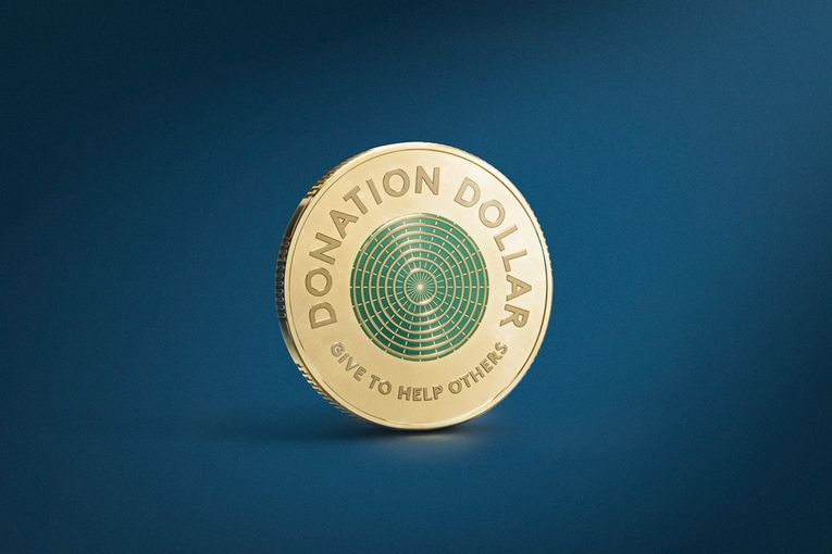 The Royal Australian Mint: Donation Dollar