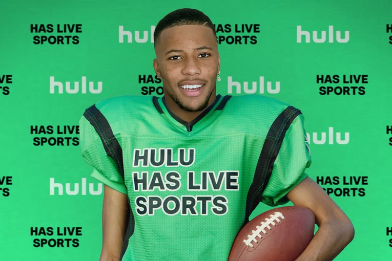 Hulu Deepfaked Baker Mayfield, Saquon Barkley and Joel Embiid onto wimpy bodies