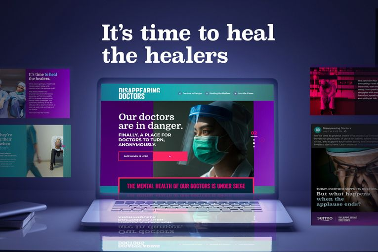 Agency Brief: FCB Health aims to 'heal the healers' with effort to combat doctor suicide and burnout