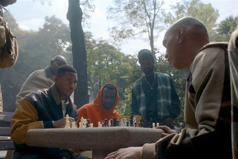 Hennessy's stylish saga spotlights Black chess Grandmaster Maurice Ashley