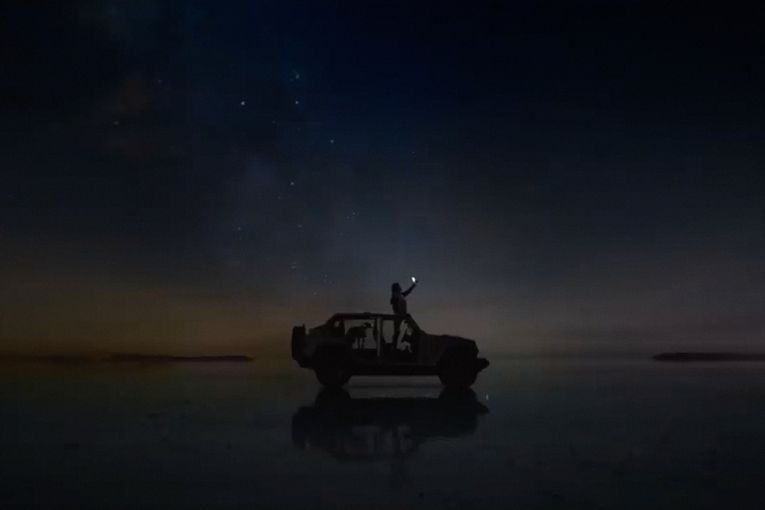 How Fiat Chrysler CMO Olivier Francois finally got Carl Sagan's words into a Jeep ad