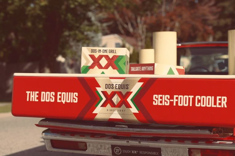 Dos Equis: Save Our Saturdays