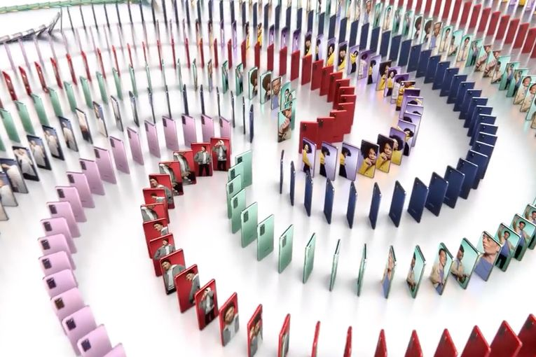 Watch the newest commercials on TV from Lululemon's Mirror, Samsung, Google and more
