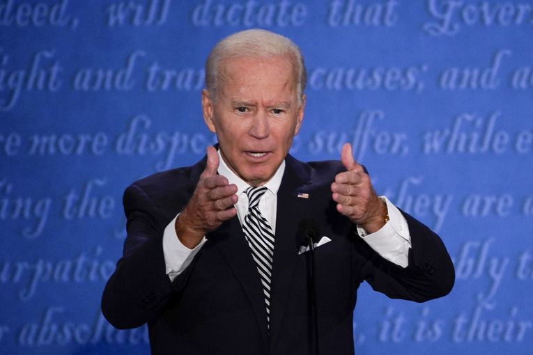 Biden is getting a lot more TV/radio ad help from PACs than Trump