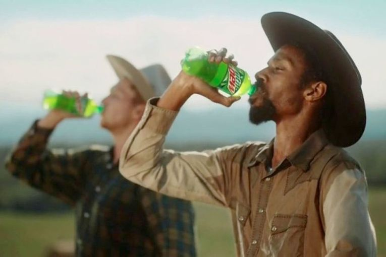 Watch the newest commercials on TV from Valentino, Mtn Dew, Starbucks and more