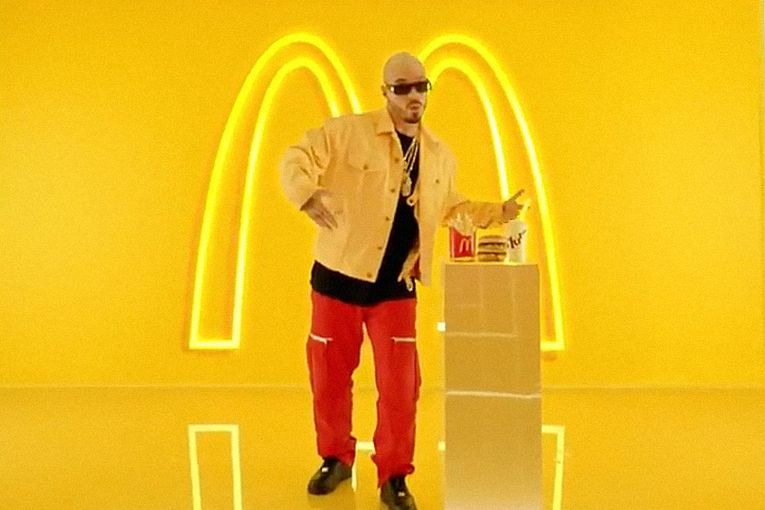 McDonald's collabs with Reggaeton star J Balvin, and Peloton peddles real fans: Tuesday Wake-Up Call