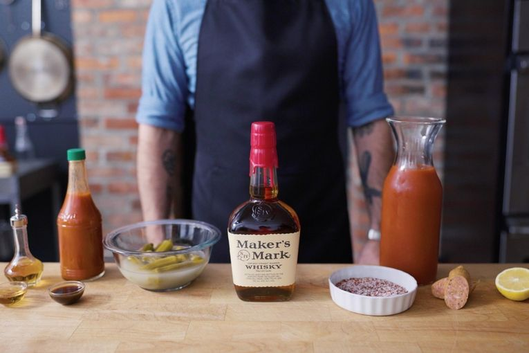 Maker's Mark, Hulu collab on TV show-inspired cocktail ads