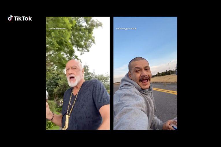 TikTok spins Ocean Spray-Fleetwood Mac viral video into a commercial