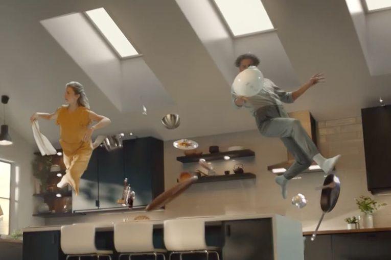 Ikea: Scrap Ballet