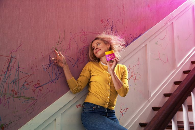 Kristen Bell's CBD brand Happy Dance is parents' latest aid for pandemic-fueled anxieties