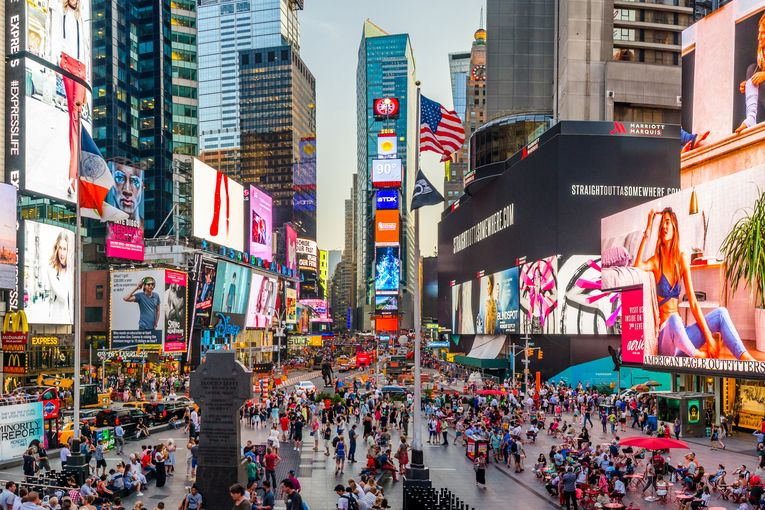 Americans are noticing more out-of-home ads since the lockdowns, study finds
