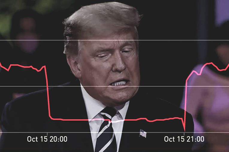 Here's what happened to MSNBC's viewership when Trump's town hall came on: Datacenter Weekly