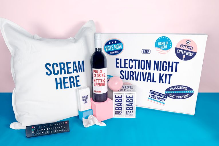 Babe Wine: Election Night Survival Kit