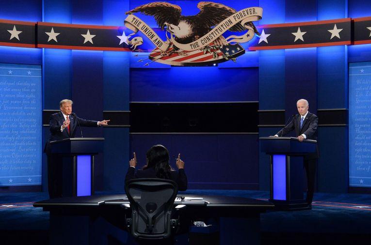 More-subdued presidential debate sees drop-off in TV viewers