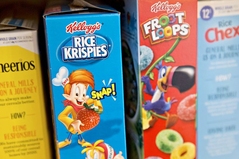 The Week Ahead: Kellogg, Kraft Heinz and Under Armour give business updates