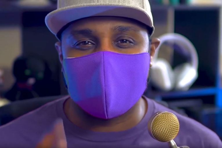 The Ad Council partners with Twitch for new COVID 'Mask Up' PSA