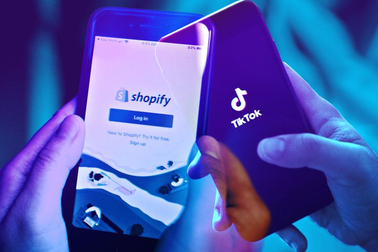 TikTok and Shopify partner to link ads and e-commerce