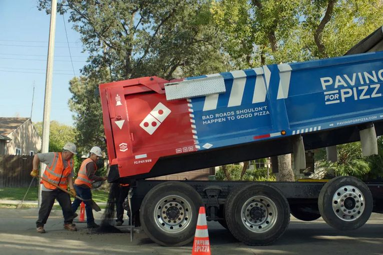 Domino's hires WorkInProgress in a major blow to MDC's CPB