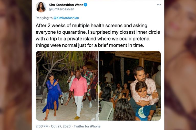 15 hilarious brand reactions to Kim Kardashian West's tone-deaf birthday blowout