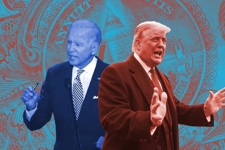 Here's what Trump and Biden have spent on Facebook and Google ads