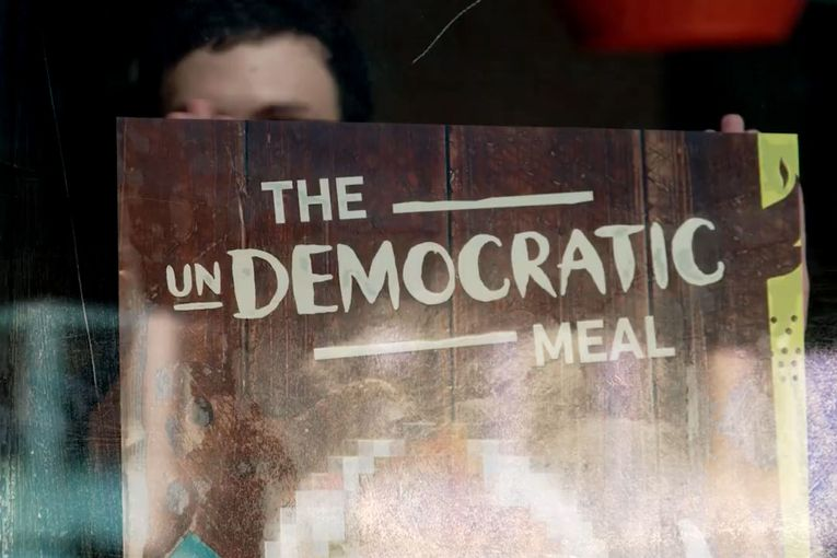 Nando's dupes diners with 'unDemocratic meals' to make a point about voting