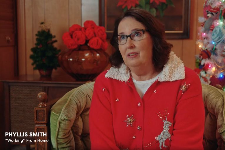 Craft store Joann taps Phyllis of 'The Office' for holiday campaign