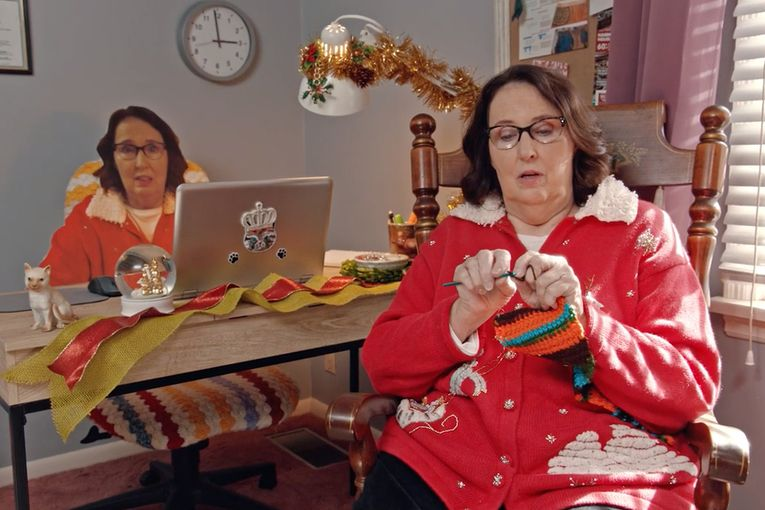 Joann: Working From Home With Phyllis